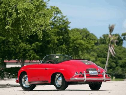 1956 Porsche 356A 1600 De Luxe Speedster 3