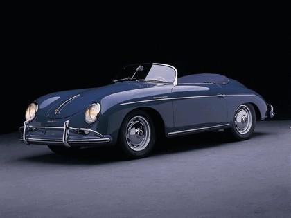 1956 Porsche 356A 1600 De Luxe Speedster 5