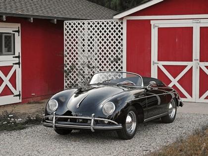 1956 Porsche 356A 1600 De Luxe Speedster 6