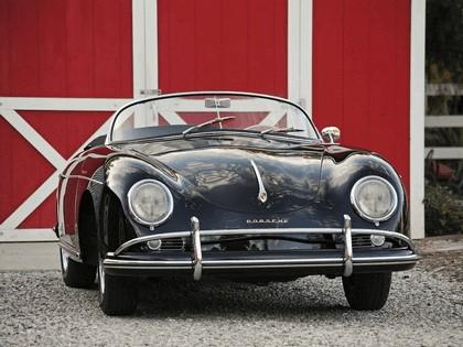 1956 Porsche 356A 1600 De Luxe Speedster 7