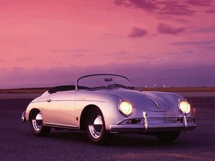 1956 Porsche 356A 1600 De Luxe Speedster 8