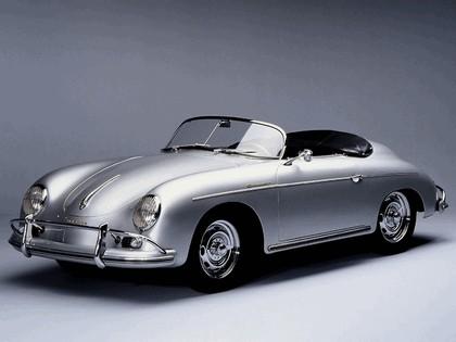 1956 Porsche 356A 1600 De Luxe Speedster 9