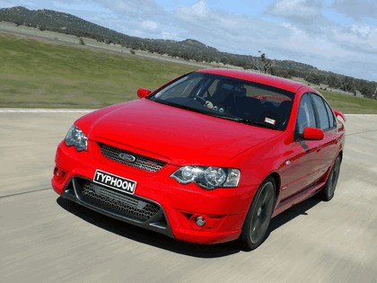 2005 Ford FPV F6 Typhoon 19