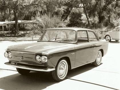 1960 Volkswagen Italsuisse Frua 1