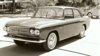 1960 Volkswagen Italsuisse Frua 3