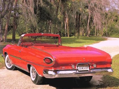 1961 Dodge Polara D500 convertible 2