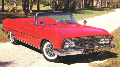1961 Dodge Polara D500 convertible 5