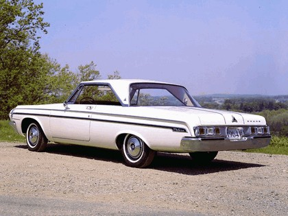 1964 Dodge Polara 2-door hardtop 2