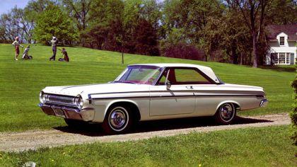 1964 Dodge Polara 2-door hardtop 5