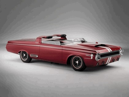 1964 Dodge Charger Roadster concept 1