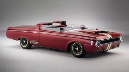 1964 Dodge Charger Roadster concept 9