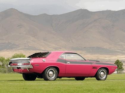 1970 Dodge Challenger TA 340 Six Pak 3