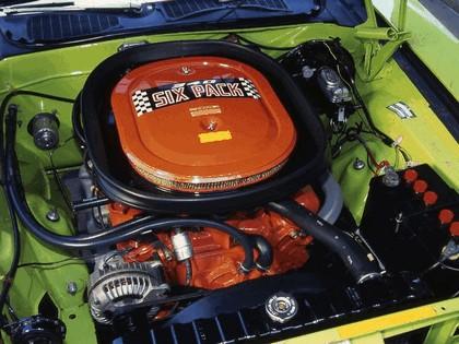 1970 Dodge Challenger TA 340 Six Pak 6