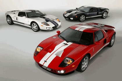 2005 Ford GT 19