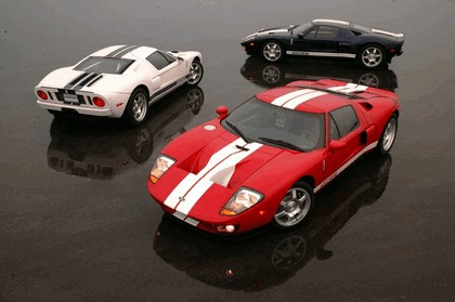 2005 Ford GT 21
