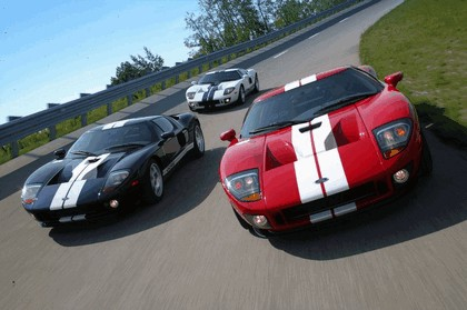 2005 Ford GT 23