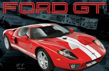 2005 Ford GT 42