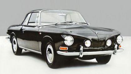 1964 Volkswagen Karmann-Ghia coupé ( Type34 ) 3