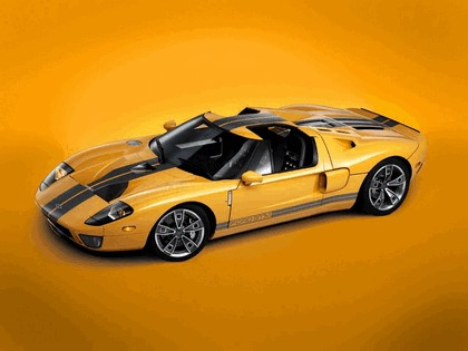2005 Ford GTX1 roadster concept 1