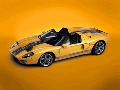 2005 Ford GTX1 roadster concept 2