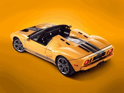 2005 Ford GTX1 roadster concept 4