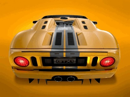 2005 Ford GTX1 roadster concept 5