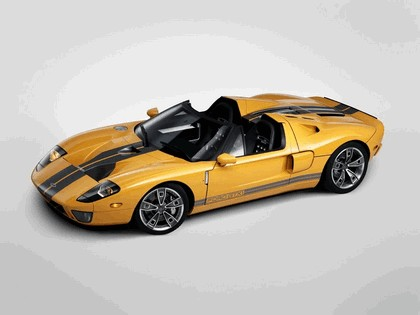 2005 Ford GTX1 roadster concept 13