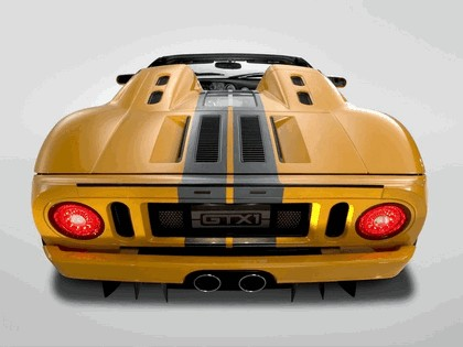 2005 Ford GTX1 roadster concept 16