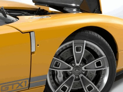 2005 Ford GTX1 roadster concept 19