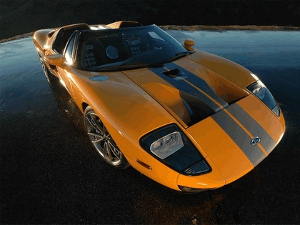 2005 Ford GTX1 roadster concept 25