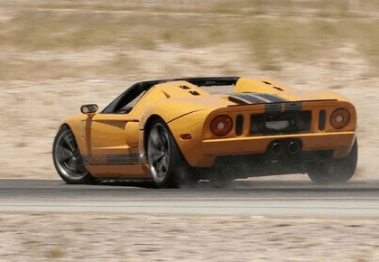 2005 Ford GTX1 roadster concept 28