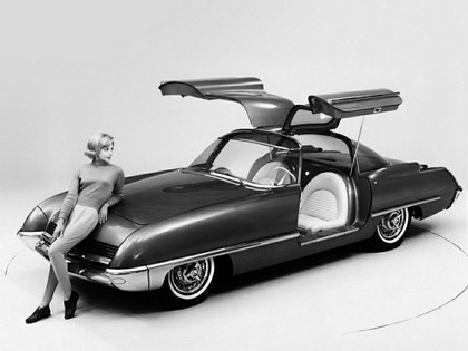 1962 Ford Cougar concept 1