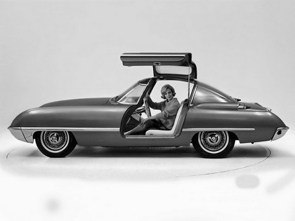 1962 Ford Cougar concept 2
