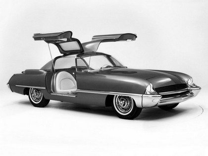 1962 Ford Cougar concept 3