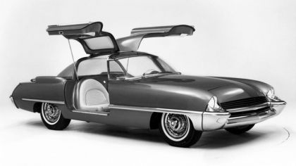 1962 Ford Cougar concept 9