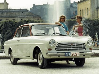 1962 Ford Taunus 12M ( P4 ) 1