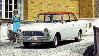 1962 Ford Taunus 12M ( P4 ) 2