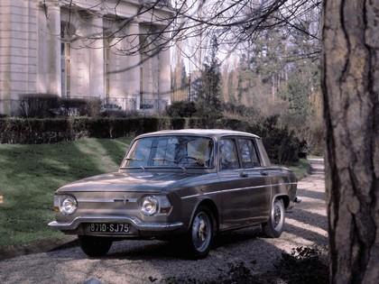 1962 Renault 10 1
