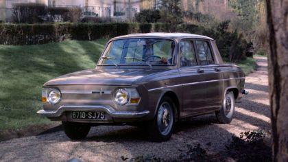 1962 Renault 10 7