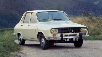1969 Renault 12 1