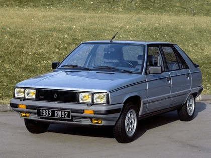 1981 Renault 11 TSE 1