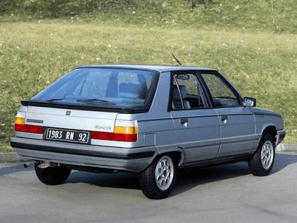1981 Renault 11 TSE 2