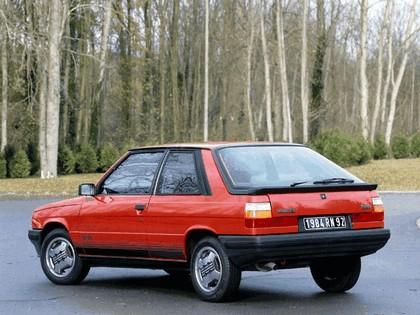 1981 Renault 11 Turbo 2