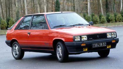 1981 Renault 11 Turbo 6