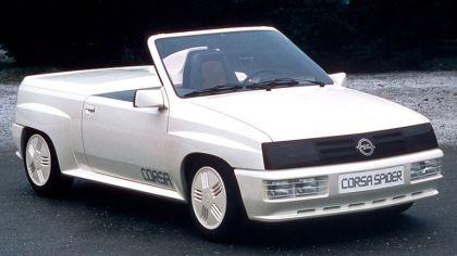 1982 Opel Corsa ( A ) spider concept 2