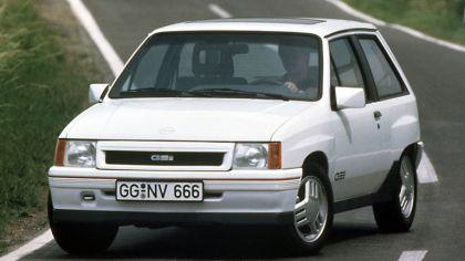 1988 Opel Corsa ( A ) GSi 9