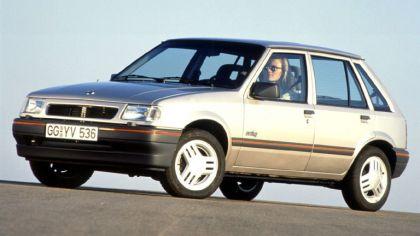 1990 Opel Corsa ( A ) 5-door 4