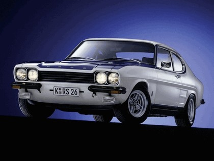 1971 Ford Capri RS2600 1