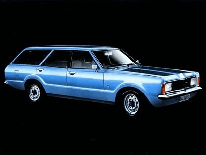 1970 Ford Taunus Turnier 1