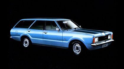 1970 Ford Taunus Turnier 4